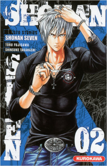 Shonan Seven - GTO Stories - tome 02