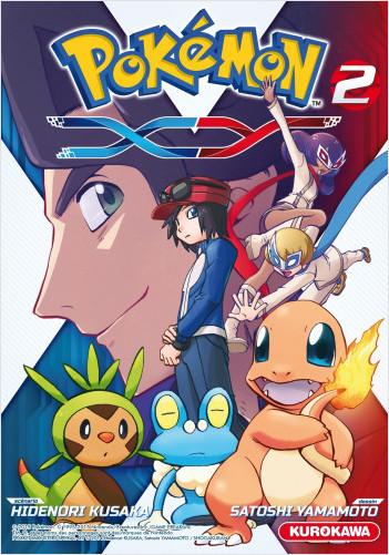 Pokémon - XY - tome 02