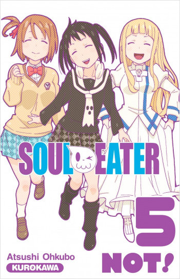 Soul Eater Not! - tome 05