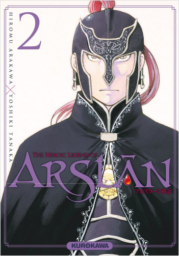 The Heroic Legend of Arslân - tome 02