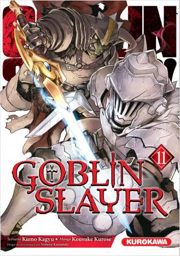 Goblin Slayer - tome 11