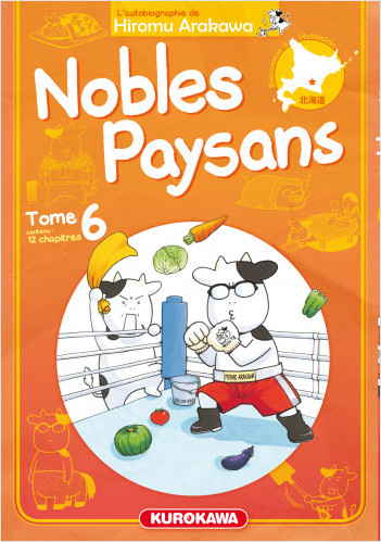 Nobles Paysans - tome 06