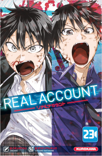 Real Account - Tome 23