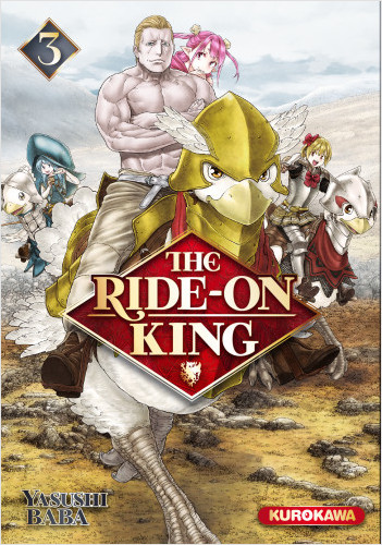 The ride-on King - T3