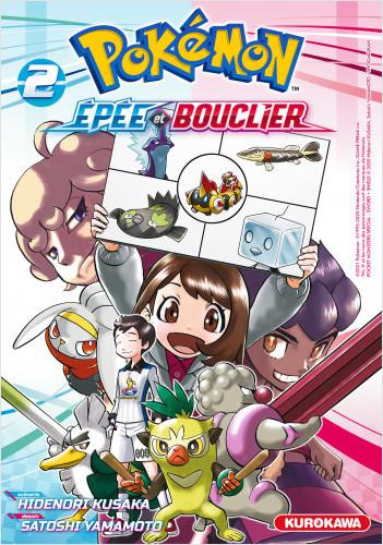 Pokémon Épée et Bouclier - T2