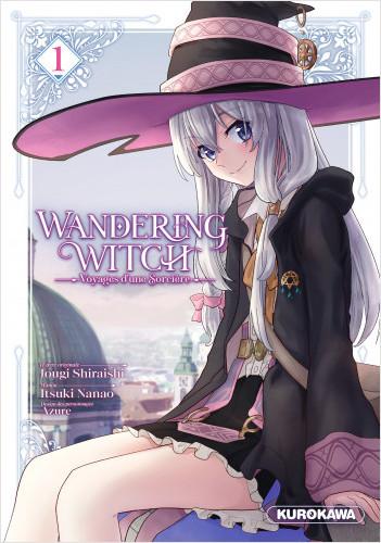 Wandering Witch - Voyages d'une sorcière - T1