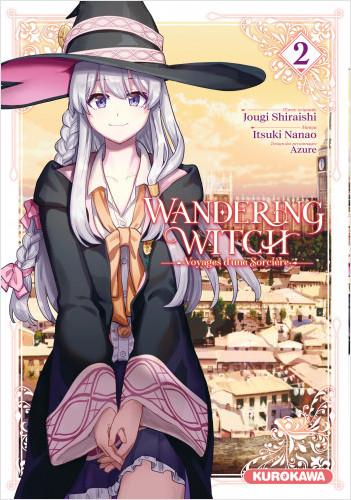 Wandering Witch - Voyages d'une sorcière - T2