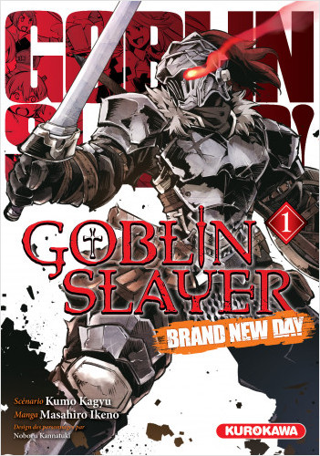 Goblin Slayer - Brand New Day - T1