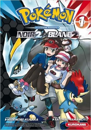 Pokémon Noir 2 et Blanc 2 - T1