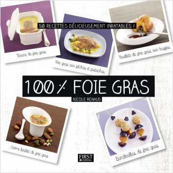 100 % foie gras