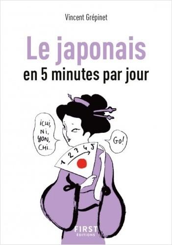 Petit Livre de - Le Japonais en 5 minutes par jour