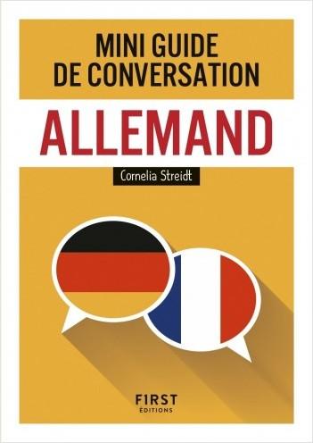 Petit Livre de - Mini guide de conversation allemand