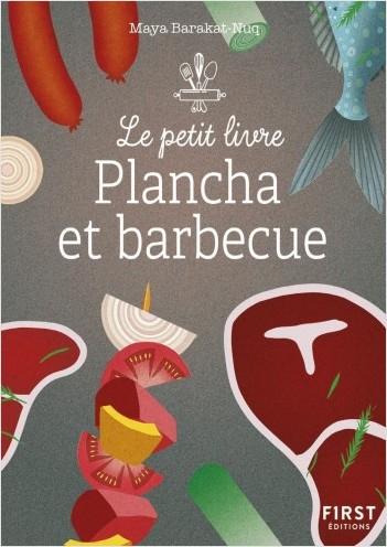 Le Petit livre - Plancha et barbecue