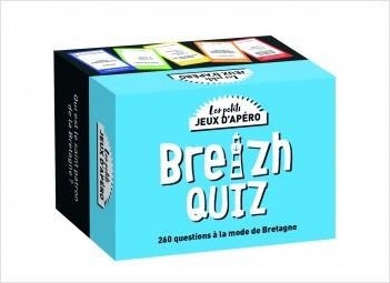 Jeu-Les petits jeux d'apéro - Breizh quiz : 260 questions à la mode de Bretagne pour animer tes soirées !
