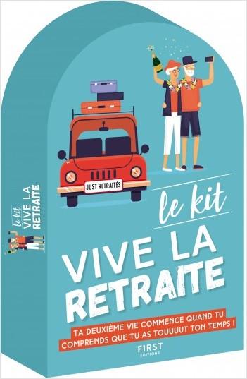 Le Kit Vive la retraite !, 3e édition