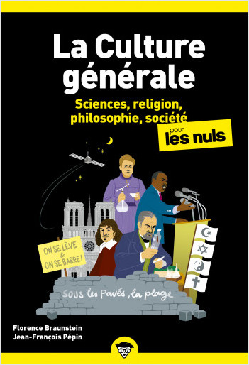 La Culture générale pour les Nuls - Sciences, religion, philosophie, société -  Tome 2, poche,  2e éd