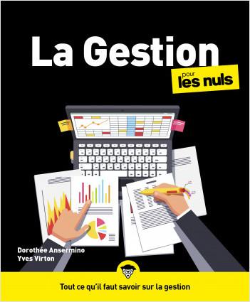 La Gestion pour les Nuls, grand format, 3e éd.