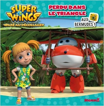 Super Wings - Perdu dans le triangle - Aux Bermudes