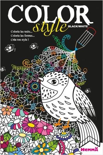 Color style - Motifs floraux