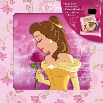 Disney Princesses - Mon coffret secret