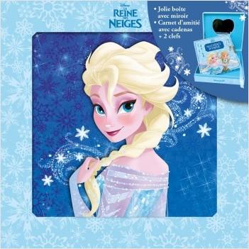 Disney La Reine des Neiges - Mon coffret secret