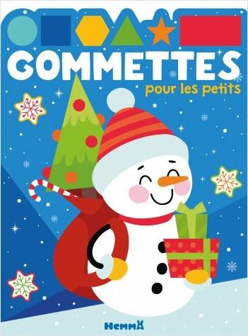 Gommettes pour les petits (Noël)