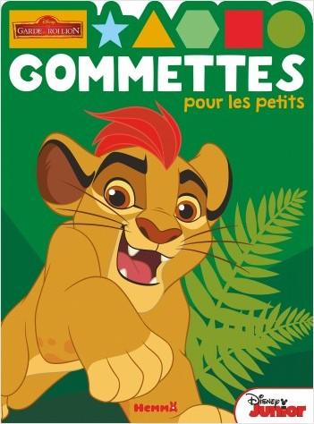 Disney La Garde du Roi Lion - Gommettes pour les petits