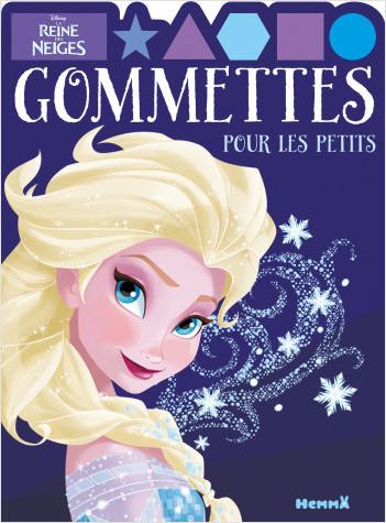 Disney La Reine des Neiges - Gommettes pour les petits