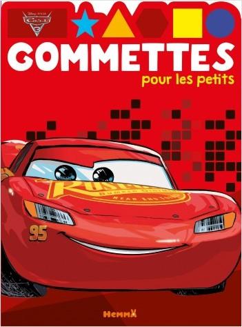 Cars 3 - Gommettes pour les petits