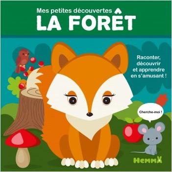 Mes petites découvertes - La forêt