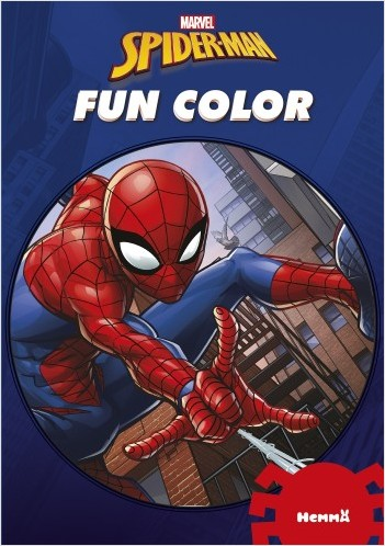 Marvel Spider-man - Fun color