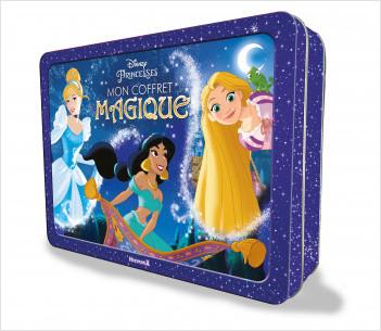 Disney Princesses - Mon coffret magique - Coffret coloriage et activités - Dès 5 ans