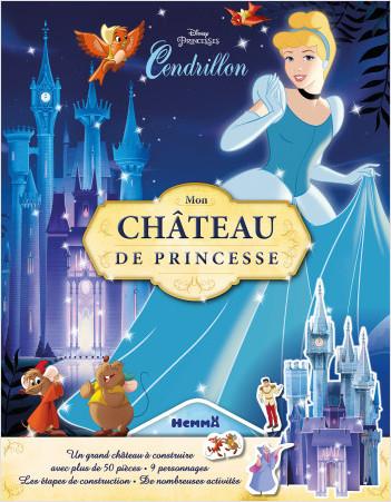 Disney Cendrillon - Mon château de princesse - Château à construire - Dès 5 ans