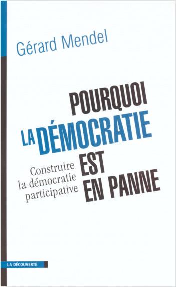 Pourquoi la démocratie est en panne
