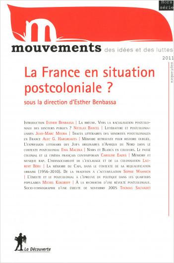 La France en situation postcoloniale ?