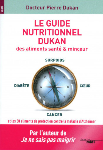Le Guide nutritionnel Dukan (nouvelle édition)