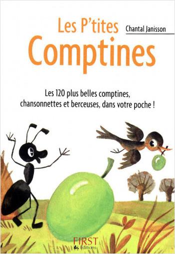 Le Petit livre de - Les P'tites Comptines
