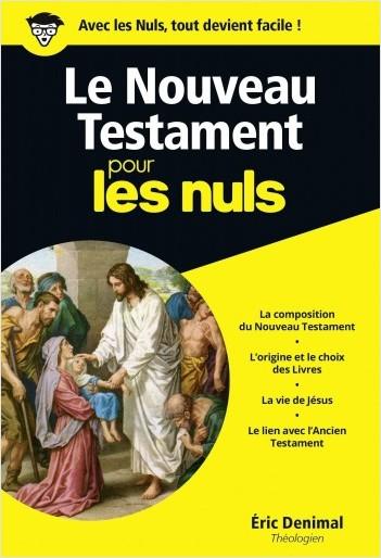 Le Nouveau Testament Poche pour les Nuls