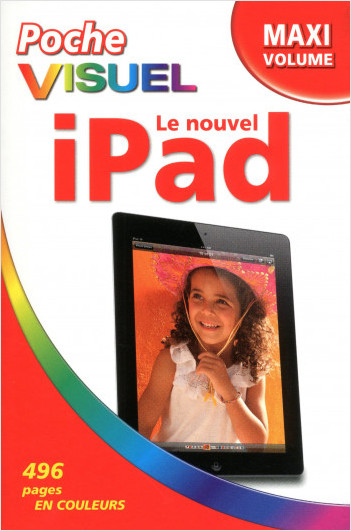 Poche Visuel iPad (Nouvel iPad), Maxi volume