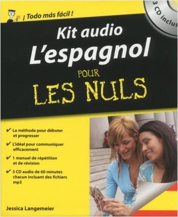 Kit audio L'espagnol pour les Nuls