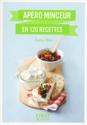 Petit Livre de - Apéro Minceur en 100 recettes