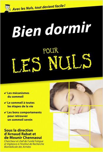 Bien dormir Pour les Nuls, édition poche