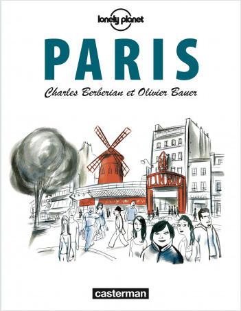Le Paris de Charles Berbérian et Oliver Bauer