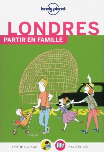 Londres Partir en famille - 5ed