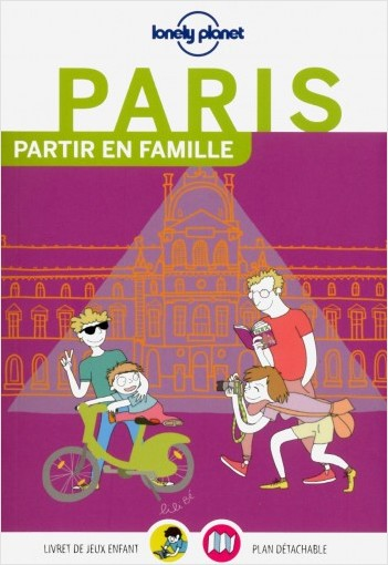 Paris Partir en famille - 2ed