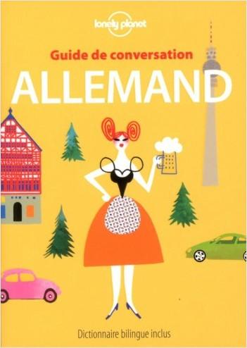 Guide de conversation allemand - 9ed