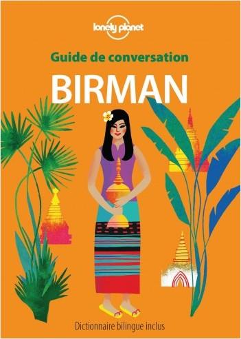 Guide de Conversation birman - 1ed