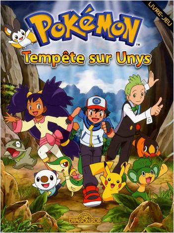 Pokemon - Tempête sur Unys