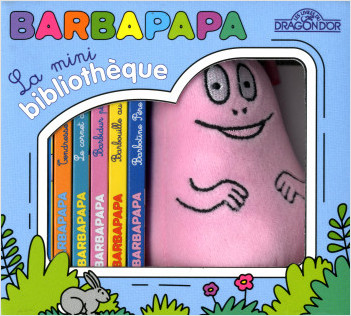 Barbapapa - La Mini Bibliothèque