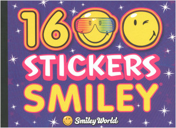 Smiley 1 600 Stickers 2